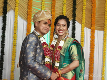 Kavitha married Gaurav Chaubey on 30-11-2020
