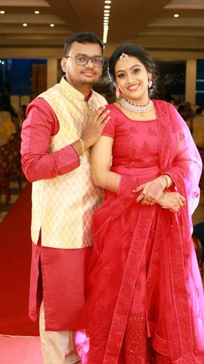 Anupama married Vishnu ( 25-4-2021)