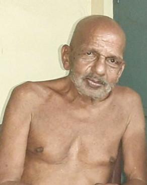 Unnikrishnan Warrier passed away