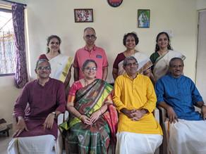 Smt.Girija Variyar celebrated Shashtipoorthi