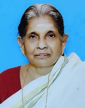 Sarada Varasyar passed away