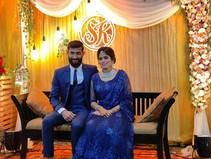 Sudheesh married Keerthi