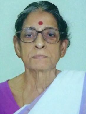Kochammini Varasyar ,90, passed away