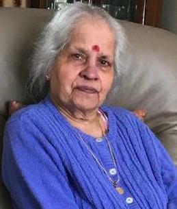 Bhadra Madhavan,88, passed away in UK (10-05-2021)