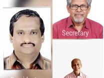 Office bearers - Chennai Warrier Samajam