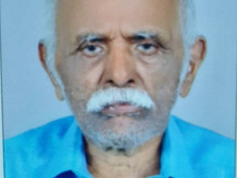 Raghava Varier,76, passed away