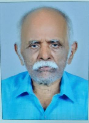Raghava Varier,76, passed away