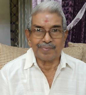 Balakrishna Warrier (83) passed away (18-04-21)