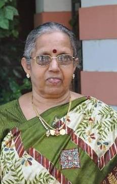 Savithri Warrier, 82, passed away (14-04-21)