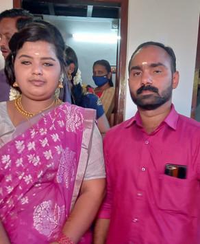 Rashmi Sreenath - Engagement