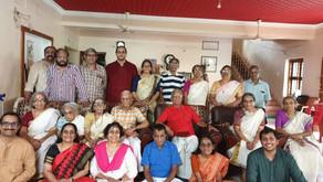 Dr.Shobhana Mohandas celebrated Shashtipoorthi