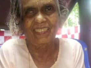 Radha Varasyar,86, passed away