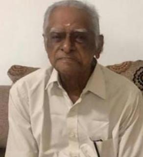 Govinda Warrier passed away
