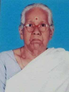 Bharathi Warasyar, 91, passed away (9-4-2021)