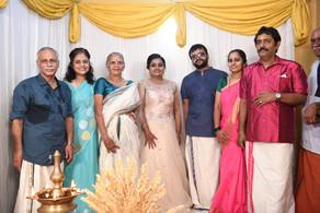 Varun -Kavya -Engagement