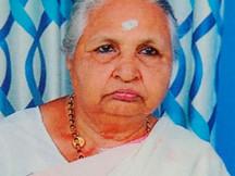 Susheela Warasyar passed away