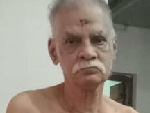 Damodara Varier, 74, passed away (08-04-2021)