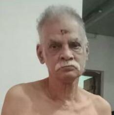 Damodara Varier, 74, passed away (08-04-2021)