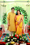 Rohini- Ananthakrishnan Engagement