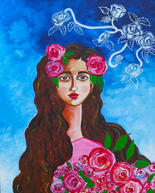 Artist Ashima Sharda