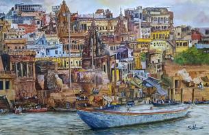 Artist Subhashree Sridhar