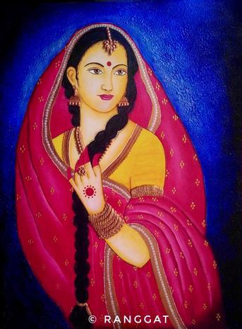 Artist Suruchi Vishal Purwar