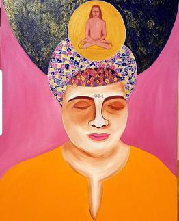 Artist Avani Shah