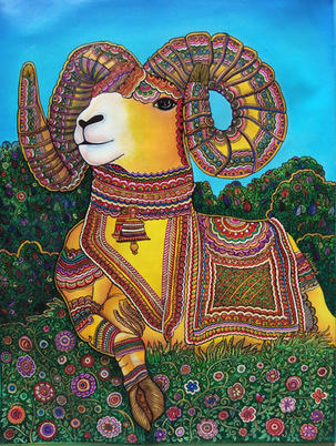 Artist Srinivasa Rao Kanumuri