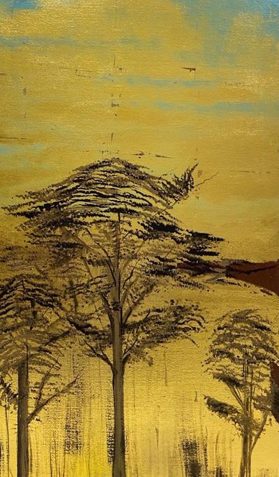 Artist Sushma Sethia