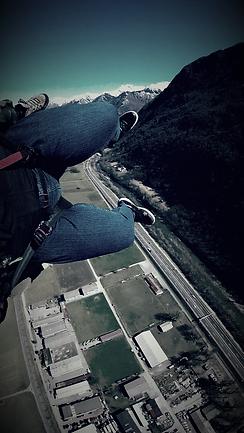 paragliding stambekk-air