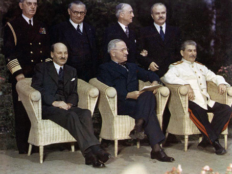 Year Ten History: Why did the Cold War Start?