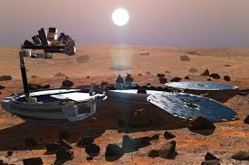 Year Ten Science: Crash Protection on Beagle 2
