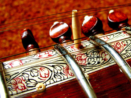 Year Eight Music: Indian Instruments