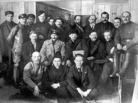 Year Ten History: Stalin CPSU Leadership