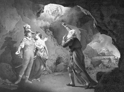 Year Eleven EngLit: Wonder and Enchantment in The Tempest