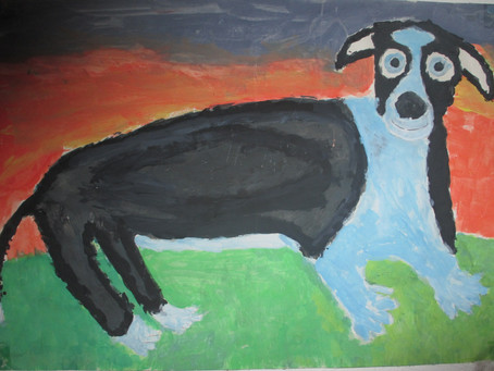 Year Eight Art: Monty on the Green