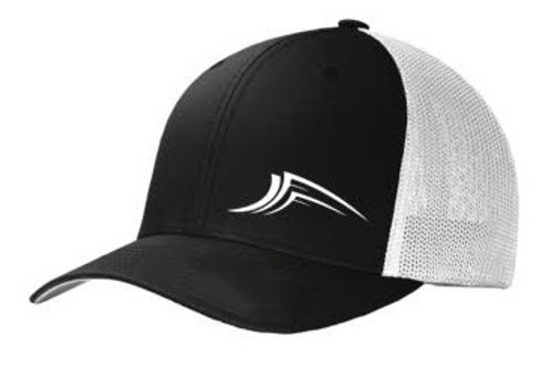 IFF Trucker Hat - Pro back
