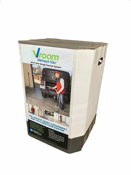 Vroom Garage RetractVac All-In-One kit