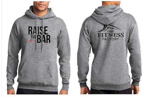Sweatshirt - Grey - Raise the Bar