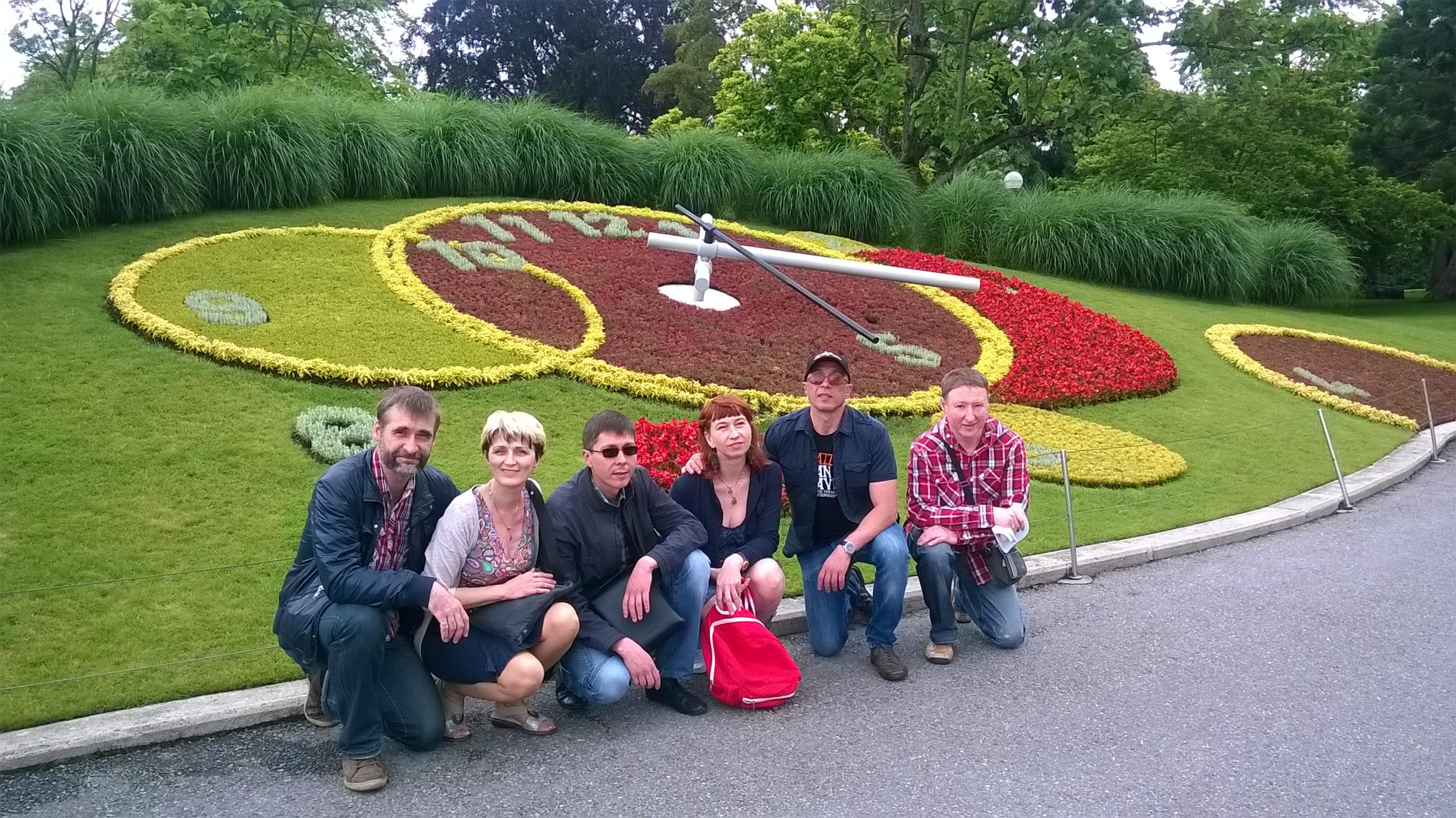 И снова Женева - как дома!