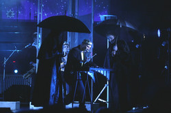 Зонтики и Женя