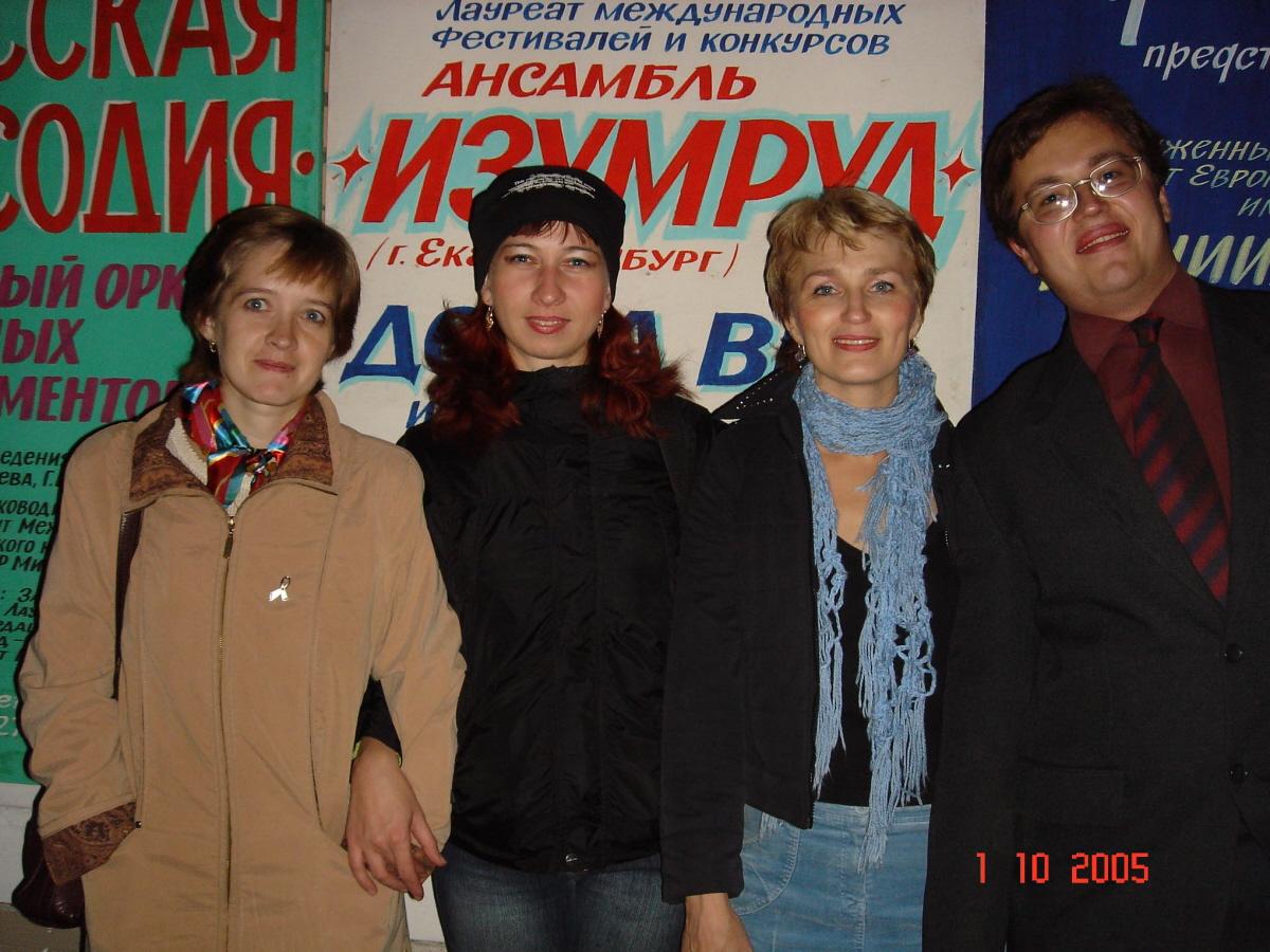 Tour Kazan-Izhevsk