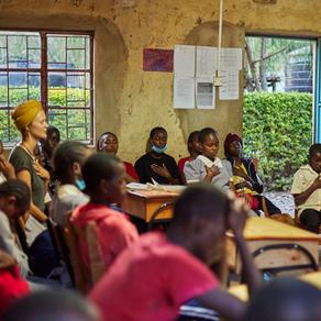 Intuitionstraining für kenianische Schüler*innen