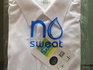 Sample of the New No Sweat KoolBiz Shirt