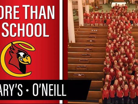 St. Mary's School Enrollment