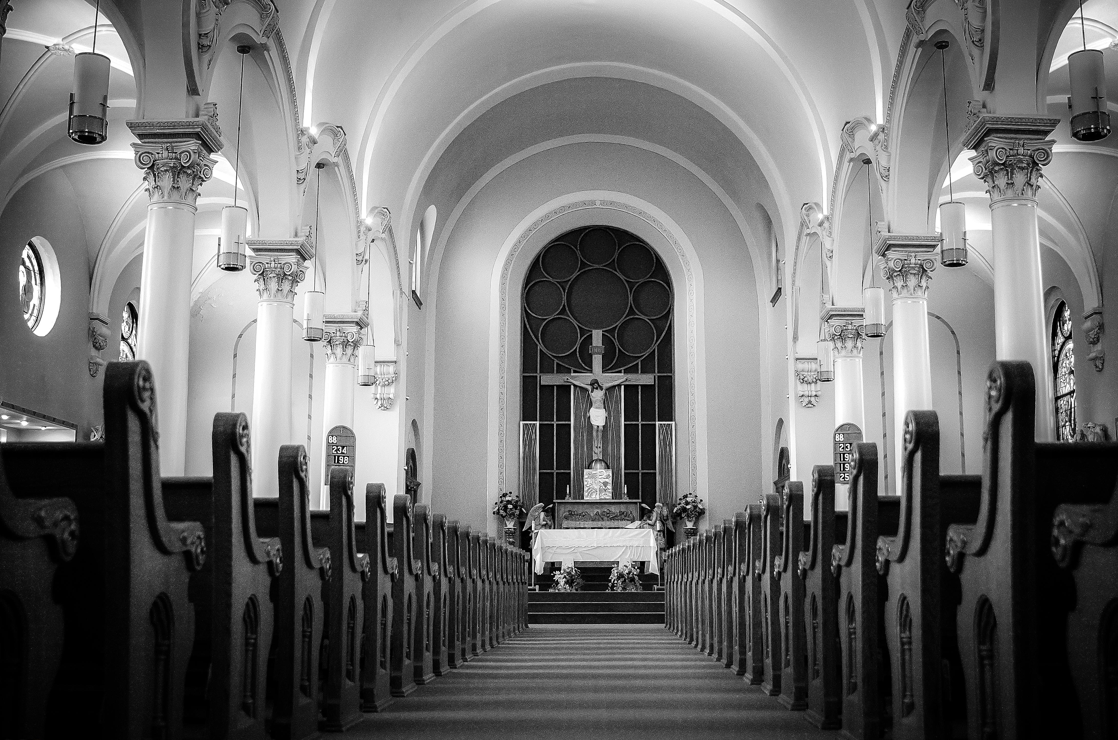 Current Interior St. Patricks