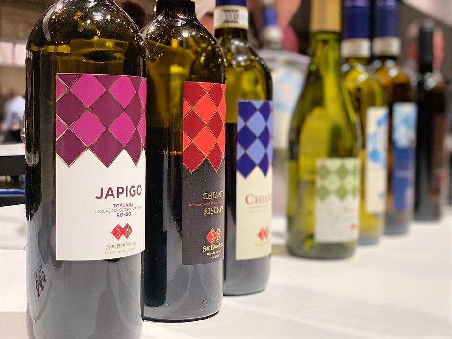 vini azienda agricola san benedetto