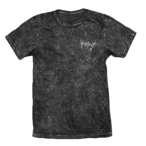 Lost Angels Mineral Washed Tee