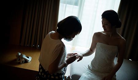 bride-心禹 婚攝/白教堂