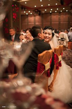 bride-莊穎  婚攝/純淬影像-Nick Lin